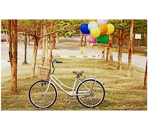 MSFX Luftballon Fahrrad Puzzle 1000 Stück DIY Puzzle Spielzeug Erwachsene Kind Junge Spielzeug Spaß Geschenk Kunst Einzigartiges Geschenk Moderne Dekoration