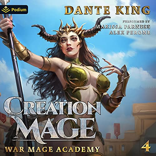 Creation Mage 4 cover art