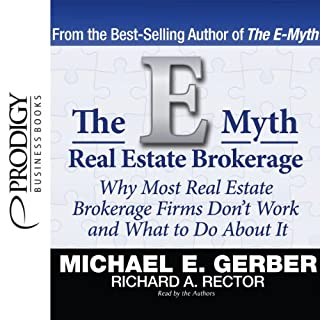 The E-Myth Real Estate Brokerage cover art