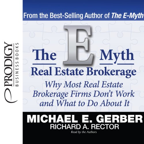 The E-Myth Real Estate Brokerage audiobook cover art