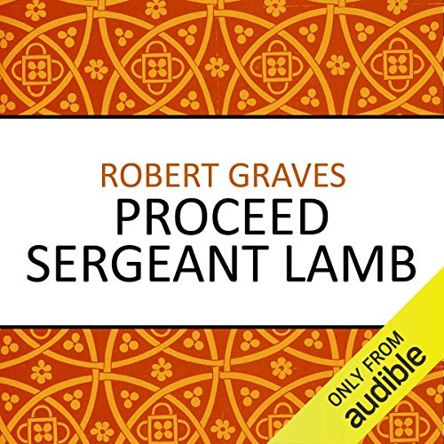 Proceed Sergeant Lamb audiobook cover art