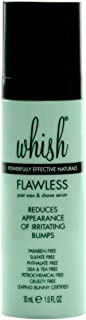 Whish Flawless Post Wax And Shave Serum, 1 Fl Oz