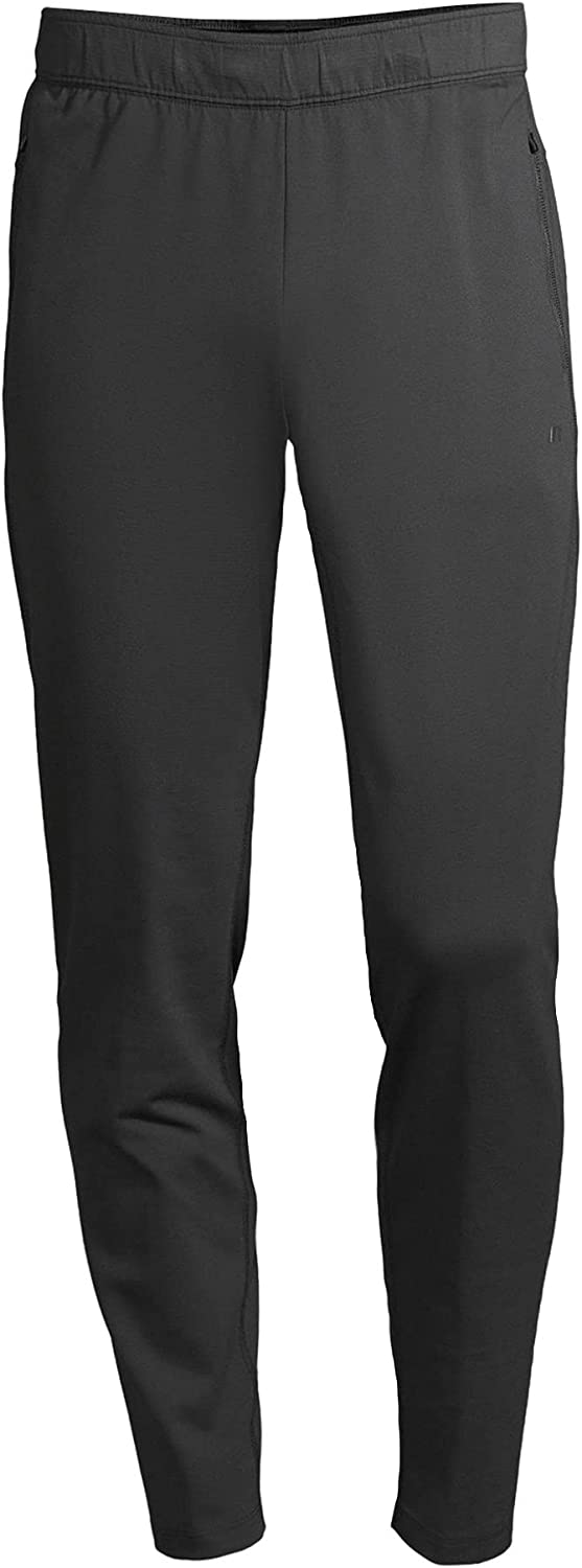 Russell Performance Men's Active Slim Knit Pants Stretchy Track Pants