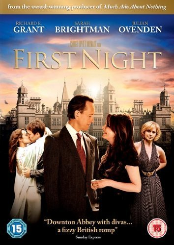 First Night ( Cosi (Sizzle) ) ( 1st Night ) [ Origine UK, Nessuna Lingua Italiana ]