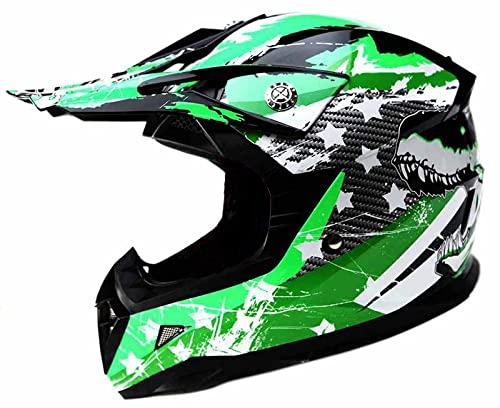 Casco Motocross Niño ECE Homologado -...