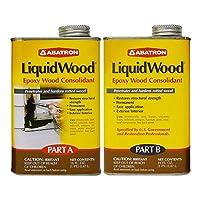 (リキッドウッド) LiquidWood 2パイントキット パーツA&B