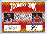 ICONIC INK Michael Jordan & Zion Williamson 2019 Autographed Edition Rookie Card!. rookie card picture