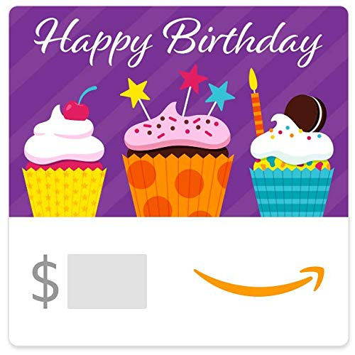 Amazon eGift Card - Birthday Cup...
