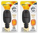 electric air freshener for car - Glade Plugins Car Air Freshener Starter Kit, Hawaiian Breeze, 11 OZ