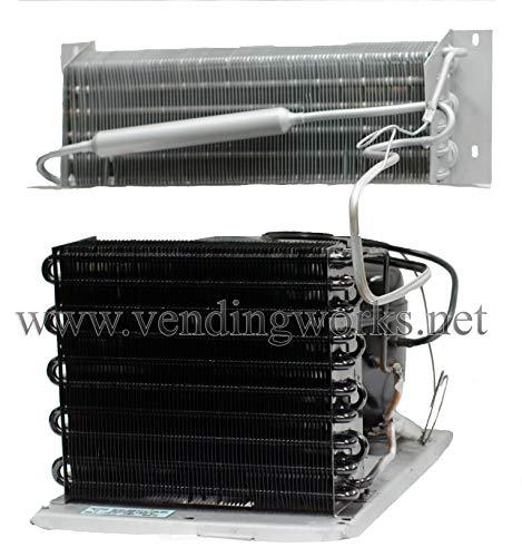 Vendo VC407 Refrigeration Compressor Deck