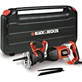 Black+Decker RS1050EK-QS Sierra Sable, (1050 W, 230 V)