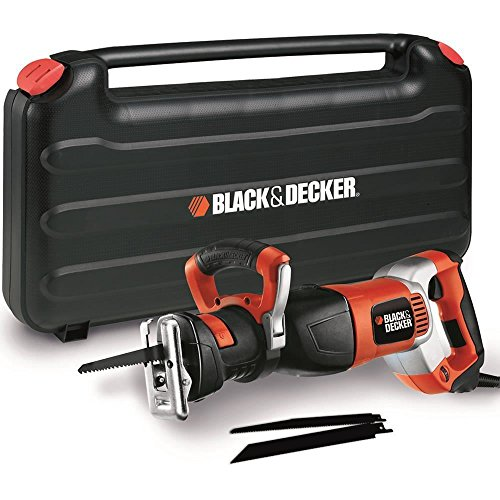 Black+Decker RS1050EK-QS Sierra Sable, (1050 W, 230 V)
