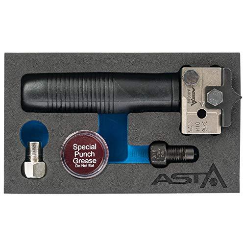 Asta A-ROG202 | Bördelgerät für 4.75 mm Kfz Bremsleitungen