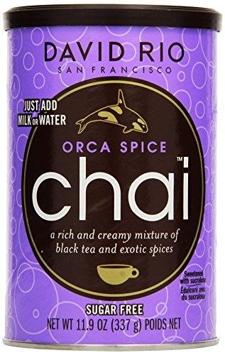 David Rio - Orca Spice Chai, Pappwickeldose (1 x 337 g)
