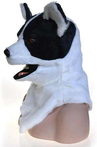 barato en línea JIALUN-Máscara Animal simulación Máscaras de Anime del del del Anime del blanqueo del Perro del Traje del Carnaval de la Boca móvil Llena Principal para la Venta ( Color   blanco , Talla   2525 )  servicio considerado