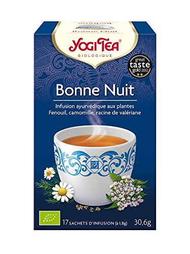Yogi Tea Bedtime, 17 Stuk, 17 Units