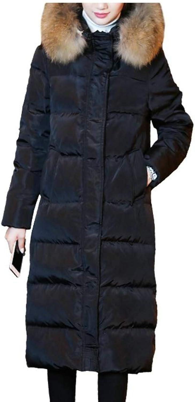 Hooded Ladies Down Jacket Women Coat