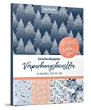Verpackungskünstler - Winter Love: 10 Bogen Geschenkpapier (monbijou)