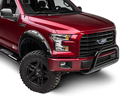 """Barricade Off-Road 3.5"""" Bull Bar in Black Fitted and Compatible with Ford F-150 2004-2020 Excluding Raptor"""