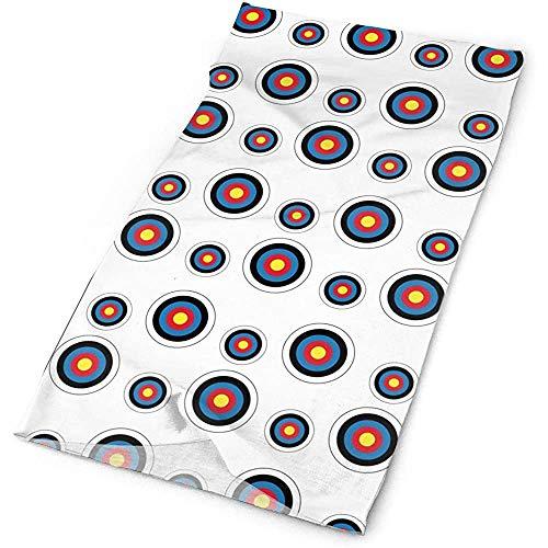 Tir à l'arc cible Colorado Circular Outdoors Daily Headwear - bandeau/cache-cou/bandana/doublure de casque/cagoule
