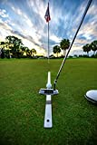 Gray's Golf Training Aid, Golf Training Equipment for Putting with Instructional Video Package Included! Golf Accessories for Practice Steel Design