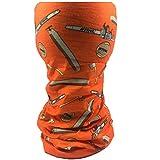 Stihl Serviette de Trekking Unisexe pour Adulte Orange Taille Unique