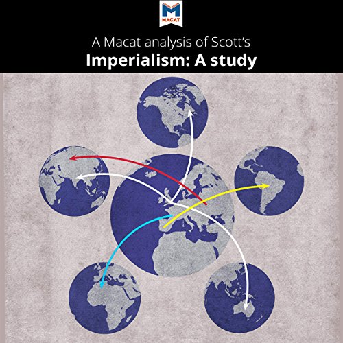 A Macat Analysis of J. A. Hobson's Imperialism: A Study audiobook cover art