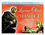Hamlet Poster Drucken (35,56 x 27,94 cm)