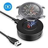 KIMILAR Câble Compatible avec Samsung Galaxy Watch 46mm / 42mm / Gear S3 Chargeur,...