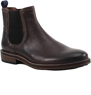 Testosterone Abrupt Stop Men's Leather Boot