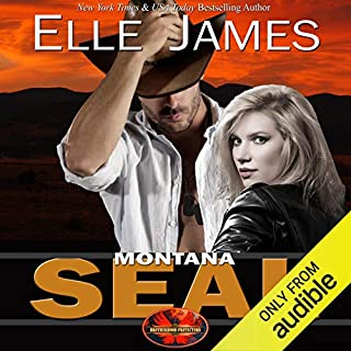 Montana SEAL audiobook cover art