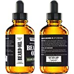 Escape Cedarwood Beard Oil & Leave In Conditioner, 100% Pure Natural Organic for Groomed Beards, Mustaches, and… 5