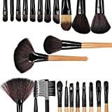 Irfora - Juego de brochas de maquillaje profesional para maquillaje (24 unidades)