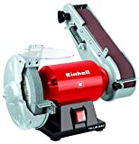Einhell TH-US 240 Levigatrice Combinata da Banco, Nero