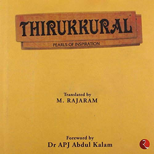 Thirukkural audiobook cover art