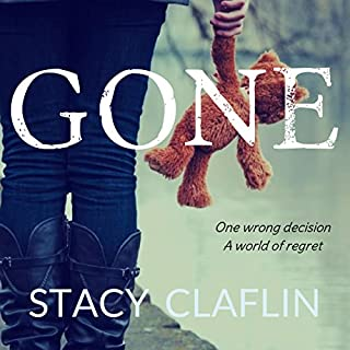 Gone     Gone Series, Book 1              By:                                                                                                                                 Stacy Claflin                               Narrated by:                                                                                                                                 Dave Wright                      Length: 8 hrs and 2 mins     3 ratings     Overall 3.7