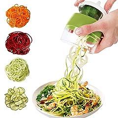 4 in 1 Gemüseschneider, Hand