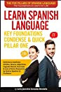 Learn Spanish Language Key Foundations Condense & Quick Pillar One: Definite & Indefinite Articles, Nouns, Adjectives,Cognate Words, Exercises & Lots of Extra Resources by Native Speaker &Professor