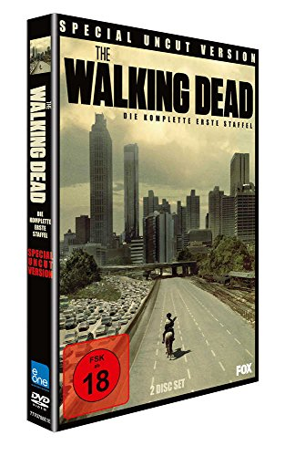 Entertainment One The Walking Dead - Die komplette erste Staffel SPECIAL UNCUT VERSION