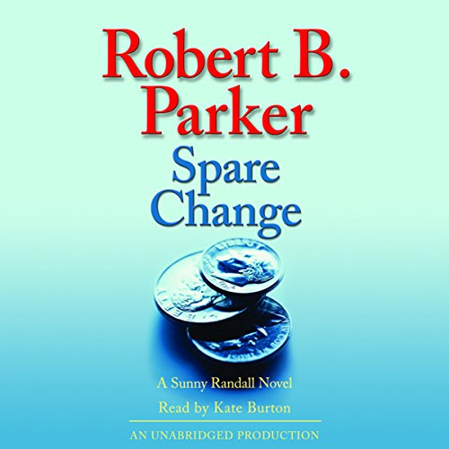 Spare Change audiobook cover art