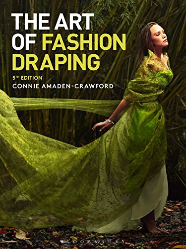 Compare Textbook Prices for The Art of Fashion Draping 5 Edition ISBN 9781501328480 by Amaden-Crawford, Connie