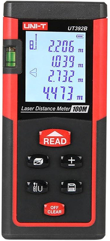 Telémetro UNI-T UT392B 100m Distancia Digital 30 de almacenamiento de datos M en Herramientas pies unidad portátil probador del metro B07L8H6NL7 | Ausreichende Versorgung