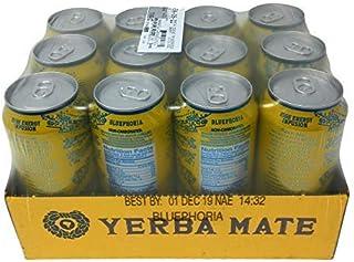 GUAYAKI Bluephoria Yerba Mate 12 Count, 15.5 FZ