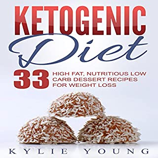 Ketogenic Diet: Fat Bombs audiobook cover art