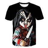 Chucky el Muñeco Diabólico   kiss