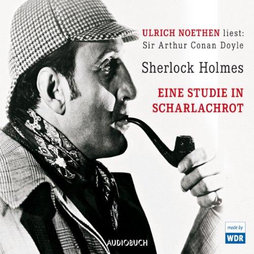 Eine Studie in Scharlachrot (Sherlock Holmes) Titelbild