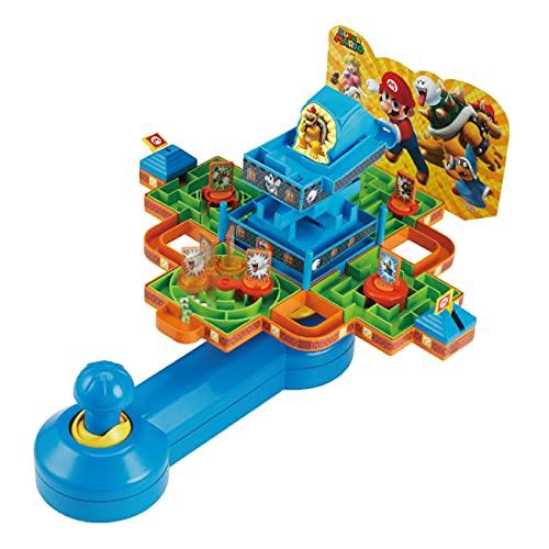 EPOCH Games 7371 Super Mario™ Maze Game DX - Party Spiel Geschicklichkeitsspiel