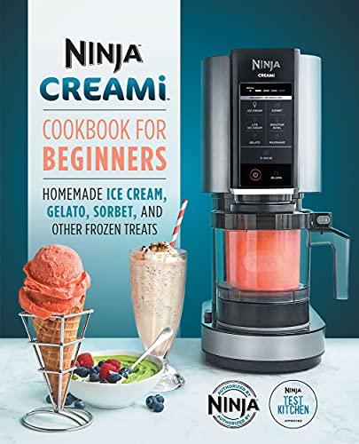 Ninja CREAMi Cookbook for Beginners (Ninja Cookbooks) (English Edition)