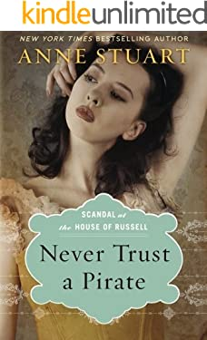 Never Trust a Pirate (Scandal at the House of Russell Book 2)