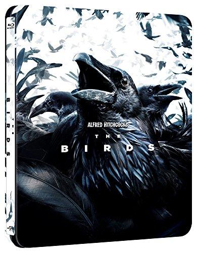 鳥 ブルーレイ 数量限定スチールブック デザイン特別仕様 ヒッチコック [リージョンフリー 日本語字幕・吹替収録](輸入版)